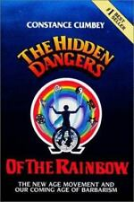 THE HIDDEN DANGERS OF THE RAINBOW by Constance Cumbey FREE SHIP paperback book