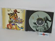 Last Blade 2 Gekka No Kenshi Ref / 3143 Neo Geo CD Neogeo Snk Japan Spiel Nc