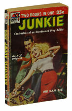 Junkie ~ William Lee / S. Burroughs ~ First Edition ~ 1st ACE Double D-15 JUNKY
