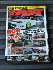 Fast Car # 321 Oct 2012 - Fiat Punto, BMW Mini, Polo G40, Scirocco, Honda S2000