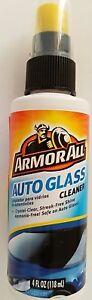 Armor All Car & Truck Window Glass Cleaner  4 Oz/Bottle