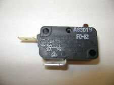 Microwave Oven SZM-V16-FC-62 Door Micro Switch Normally Close W10269458 FC62