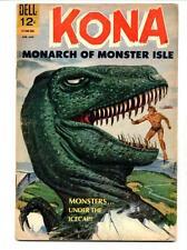 Kona #14    Dinosaur Cover