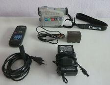 Canon DM-MV450i MiniDV Camcorder, Digital Kamera mit Zubehoer, FB