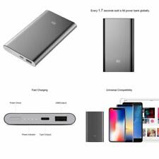 Xiaomi Power Bank 2 10000mah Quick Battery Charger External Portable Usb Phone