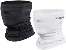 Rockbros Cycling Fishing Ice Silk Magic Scarf Neck Gaiter Head Cover Headband