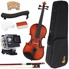 Kaizer Reliable Student Violin 1000 Series Standard 4/4 Size Satin with CAM