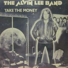"The Alvin Lee Band(7"" Vinyl)Take The Money-Avatar-AAA109-UK-1981-VG/Ex"