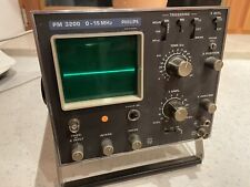 Oszilloskop Philips PM 3200 0-15 MHz