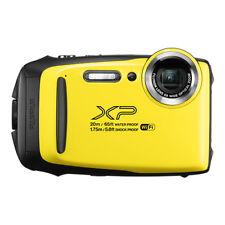 Cámara Digital Fujifilm Finepix XP130 16.4MP Amarillo Full-HD Wi-fi Bluetooth