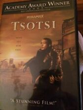 Tsotsi (DVD, 2011) Rare Hard To Find Out Of Print