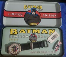 Batman No.1 Limited Edition Fossil Watch