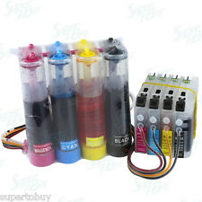 Continuous Ink System for Brother LC203 LC205 J460DW J480DW J485DW J680DW J880DW