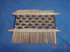 Vintage Amazonian Jivaro Indian Comb From Amazon