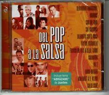 Del Pop a La Salsa  Sin Bandera-Chayanne  y Otros Mas  BRAND  NEW SEALED  CD