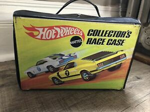 Vintage 1969 Mattel Car Case, No. 4876