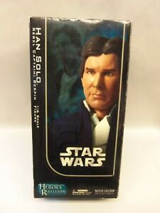 SIDESHOW COLLECTIBLES 1:6 scale HAN SOLO REBEL CAPTAIN: BESPIN Figure