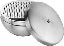 Zwilling TWIN Pure steel Parmesanreibe Käsereibe Reibe Edles Design Edelstahl