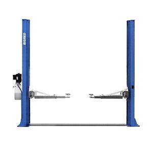 Car Hoist 4Ton Two Post Home Garage lift.  QJY400S