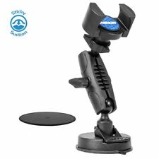 NEW Arkon TW Broadcaster Single-Phone Desk or Table Sticky Suction Mount