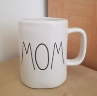 NEW RAE DUNN by Magenta MOM Coffee Tea Mug Farmhouse Mother's Day Home Decor