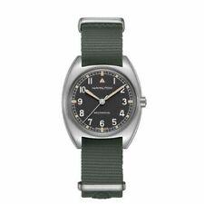 NEW Hamilton H76419931 KHAKI PILOT PIONEER MECHANICAL Nylon Watch