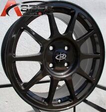 Rota R-SPEC 16X7 +45 GUN METAL 4X100 Fits Civic Si Crx Fit Deo Sol Wheels type-r