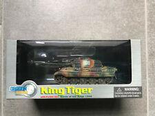 Dragon Armor 1/72 King Tiger sSS-PzAbt 501 - Battle of the Bulge 1944,  60004