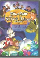 Tom & Jerry Meet Sherlock Holmes Movie Special BRAND NEW, BUT UNSEALED! Region 1