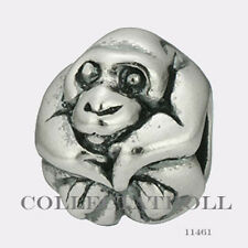 Authentic Troll Beads Silver Chinese Monkey Trollbead 11461   TAGBE-40028