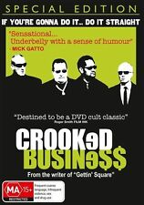 Crooked Business Special Edition (DVD, 2009) Australian Comedy - Region 4