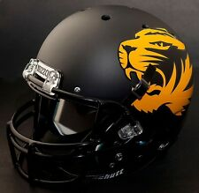 MISSOURI TIGERS Schutt AiR XP Authentic GAMEDAY Football Helmet (MATTE BLACK)