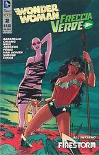 WONDER WOMAN FRECCIA VERDE VOLUME 2 EDIZIONE LION