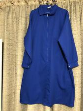 "Ladies Foodtrade Coat Blue 44"""