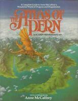 Atlas of Pern by Fonstad, Karen Wynn Paperback Book The Fast Free Shipping
