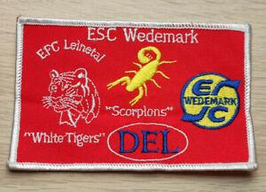 Wedemark Scorpions Fanclub Aufnäher - Hannover - ESC - Eishockey