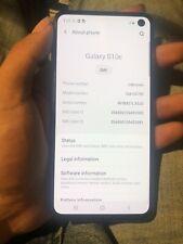 Samsung Galaxy S10e Telecom