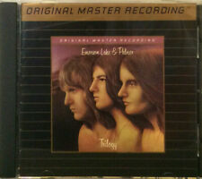 Emerson, Lake & Palmer - Trilogy  MFSL Gold CD (Remastered)