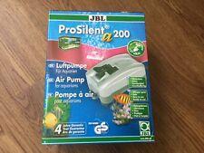 JBL ProSilent Aquarium Air Pump a200 Quiet Aeration Fish Tank