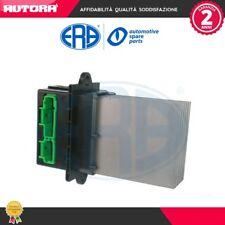 665029 Resistenza, Ventilatore abitacolo (ERA)