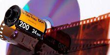 Servizio Scansione Digitalizzazione Negativi 100 Neg Qualità Alta