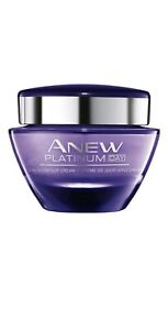 Avon Anew Platinum Day Cream SPF 25 50ml Imperfect Box