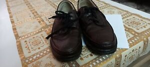 Shoes lathear hand made size 12