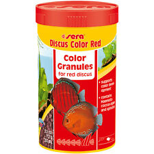Discus Fish Food Sera Discus Color Red 250 ml 3.9 oz FAST FREE USA SHIPPING