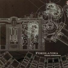 JOHANNSSON, Johann - Fordlandia (reissue) - Vinyl (gatefold 2xLP)