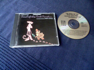 CD SOUNDTRACK The Trail Of The Pink Panther HENRY MANCINI Rosarote Wird Gejagt