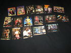 LOT(17) 1994-95 MIGHTY MORPHIN POWER RANGERS GENUINE AUTHENTIC COLLECTIBLE CARDS