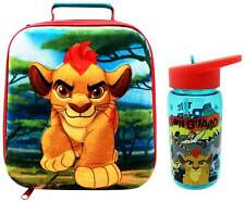 Disney The Lion Guard 3d Lunch Bag and Tritan Hydration Bottle (450ml)