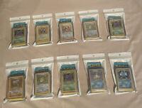 Pokemon Custom Ultra Time Machine Packs WOTC, Vintage, Holofoils & SEALED PACKS!