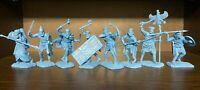 Soldatini e figurini di Publius Antichi persiani  Plastica gommata morbida 1/32